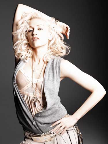 Gwen Stefani By Andrea Clarke