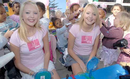 Big Brother twins